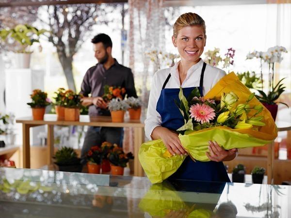 Floristería con envío de flores a domicilio en Zaragoza