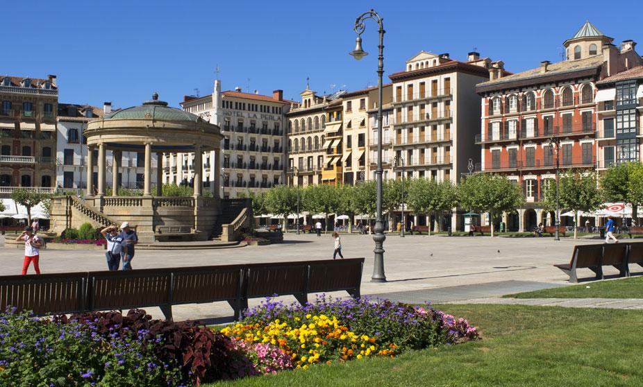 Flores a domicilio en Pamplona